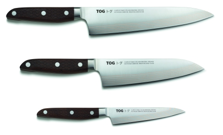 TOG Elite Japanese Knives